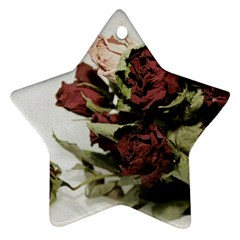 Roses 1802790 960 720 Star Ornament (two Sides)
