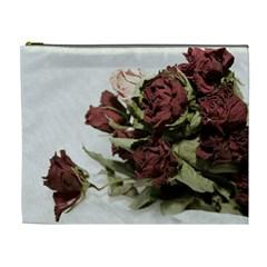 Roses 1802790 960 720 Cosmetic Bag (xl)