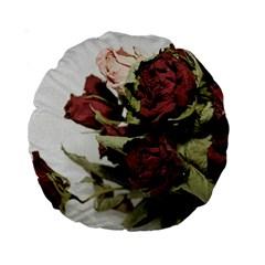 Roses 1802790 960 720 Standard 15  Premium Round Cushions