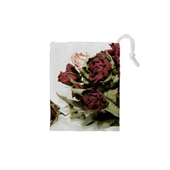 Roses 1802790 960 720 Drawstring Pouches (xs)
