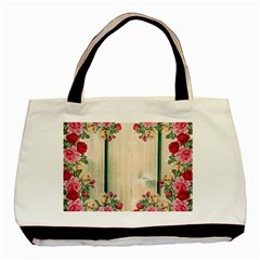 Roses 1944106 960 720 Basic Tote Bag (two Sides)