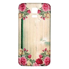 Roses 1944106 960 720 Samsung Galaxy S5 Back Case (white)