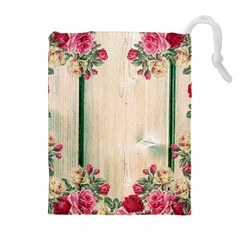 Roses 1944106 960 720 Drawstring Pouches (extra Large)