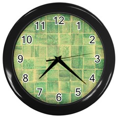 Abstract 1846980 960 720 Wall Clocks (black)