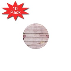 On Wood 1975944 1920 1  Mini Magnet (10 Pack)