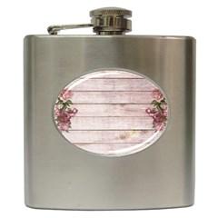On Wood 1975944 1920 Hip Flask (6 Oz)