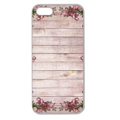 On Wood 1975944 1920 Apple Seamless Iphone 5 Case (clear)
