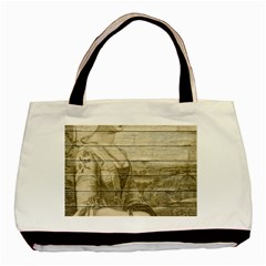 Lady 2523423 1920 Basic Tote Bag (two Sides)