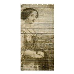 Lady 2523423 1920 Shower Curtain 36  X 72  (stall)
