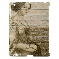 Lady 2523423 1920 Apple Ipad 3/4 Hardshell Case (compatible With Smart Cover)