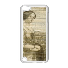 Lady 2523423 1920 Apple Ipod Touch 5 Case (white)