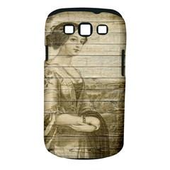 Lady 2523423 1920 Samsung Galaxy S Iii Classic Hardshell Case (pc+silicone)