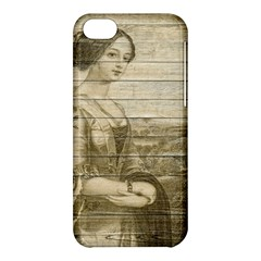 Lady 2523423 1920 Apple Iphone 5c Hardshell Case