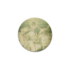 Ballet 2523406 1920 Golf Ball Marker (4 Pack)