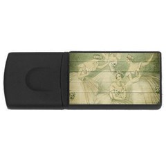 Ballet 2523406 1920 Rectangular Usb Flash Drive