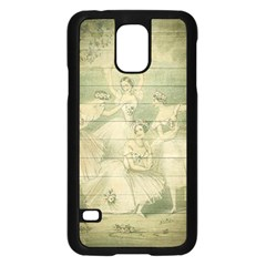 Ballet 2523406 1920 Samsung Galaxy S5 Case (black)