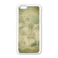 Ballet 2523406 1920 Apple Iphone 6/6s White Enamel Case