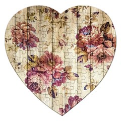 On Wood 1897174 1920 Jigsaw Puzzle (heart)