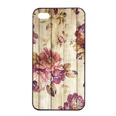 On Wood 1897174 1920 Apple Iphone 4/4s Seamless Case (black)