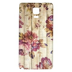 On Wood 1897174 1920 Galaxy Note 4 Back Case