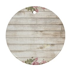 On Wood 2188537 1920 Ornament (round)