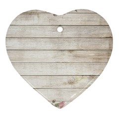 On Wood 2188537 1920 Heart Ornament (two Sides)