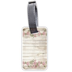 On Wood 2188537 1920 Luggage Tags (one Side)