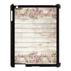 On Wood 2188537 1920 Apple Ipad 3/4 Case (black)
