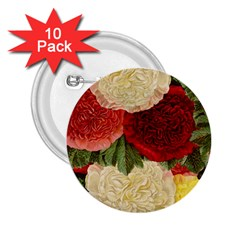 Flowers 1776429 1920 2 25  Buttons (10 Pack)
