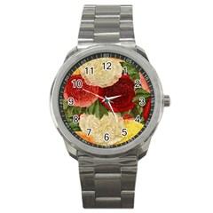 Flowers 1776429 1920 Sport Metal Watch