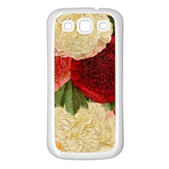 Flowers 1776429 1920 Samsung Galaxy S3 Back Case (white)