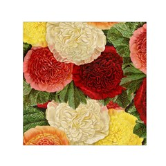 Flowers 1776429 1920 Small Satin Scarf (square)