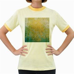 Abstract 1850416 960 720 Women s Fitted Ringer T Shirts