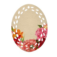 Flower 1646035 1920 Oval Filigree Ornament (two Sides)