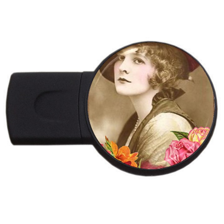 Vintage 1646083 1920 USB Flash Drive Round (2 GB)