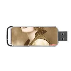 Vintage 1646083 1920 Portable Usb Flash (two Sides)