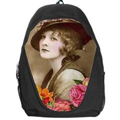 Vintage 1646083 1920 Backpack Bag