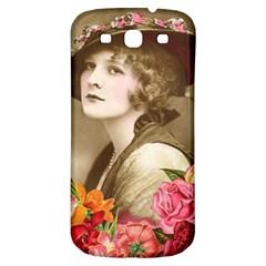 Vintage 1646083 1920 Samsung Galaxy S3 S Iii Classic Hardshell Back Case