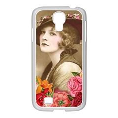 Vintage 1646083 1920 Samsung Galaxy S4 I9500/ I9505 Case (white)