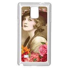 Vintage 1646083 1920 Samsung Galaxy Note 4 Case (white)