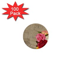 Flower 1646069 1920 1  Mini Buttons (100 Pack)