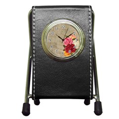 Flower 1646069 1920 Pen Holder Desk Clocks