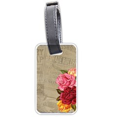 Flower 1646069 1920 Luggage Tags (one Side)