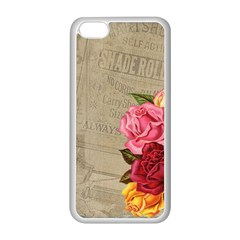 Flower 1646069 1920 Apple Iphone 5c Seamless Case (white)