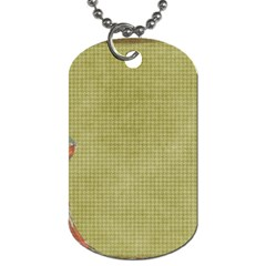 Background 1619142 1920 Dog Tag (one Side)