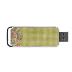 Background 1619142 1920 Portable Usb Flash (two Sides)