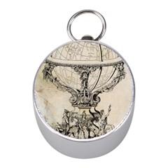 Globe 1618193 1280 Mini Silver Compasses