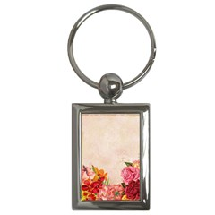 Flower 1646045 1920 Key Chains (rectangle)