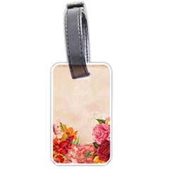 Flower 1646045 1920 Luggage Tags (one Side)