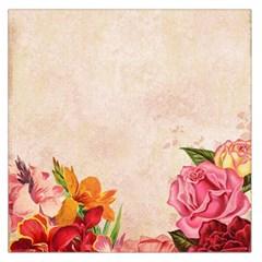Flower 1646045 1920 Large Satin Scarf (square)